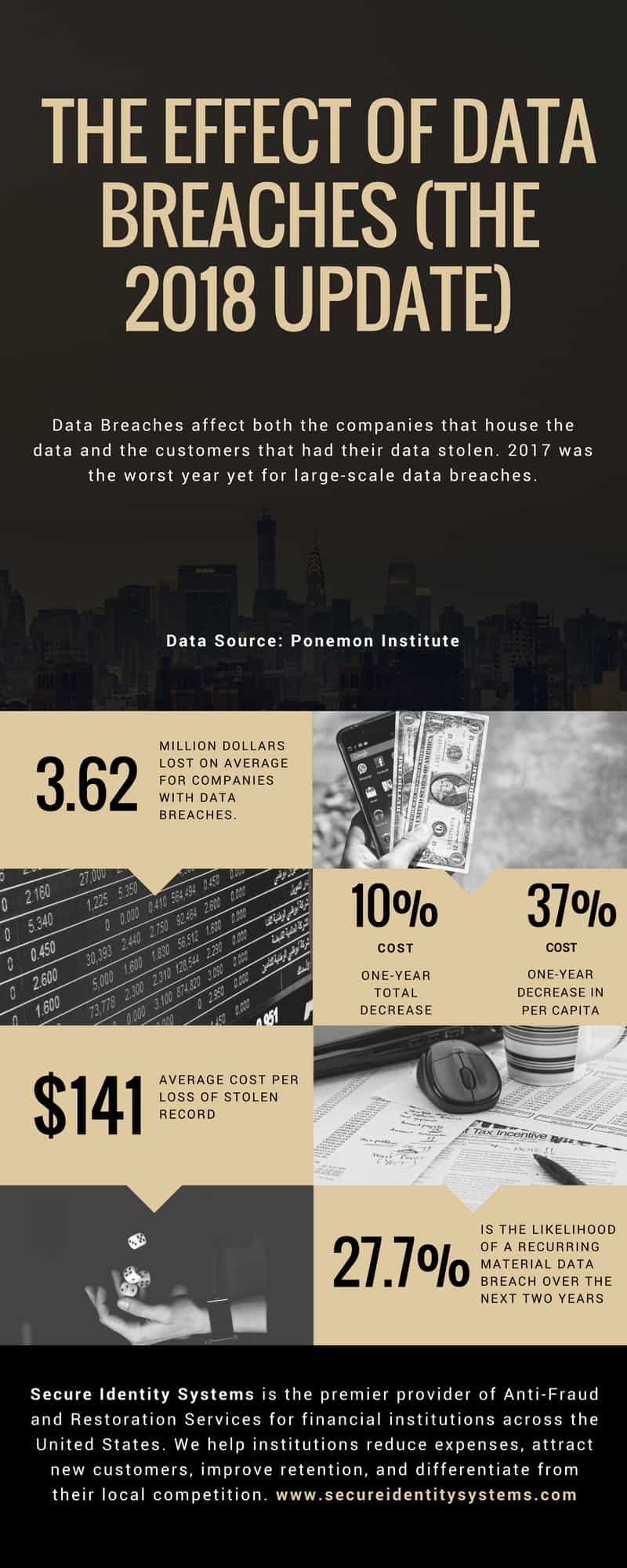 The Effects of Data Breaches